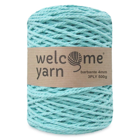 Barbante 3PLY 500g Mint Green