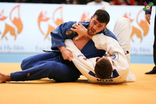 Borchashvili and Bubanja with golden performance in Oberwart | favuke.com