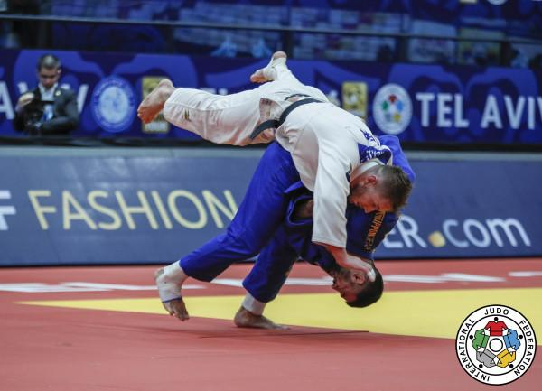 Tel Aviv Grand Prix opens final period of the Olympic Qualification | favuke.com