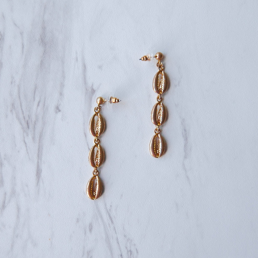Cova Earrings - 11 & THOMS