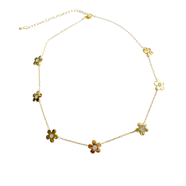 Cassia Necklace - 11 & THOMS