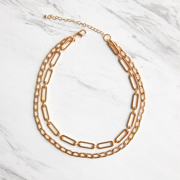 Dalyn Double Necklace - 11 & THOMS