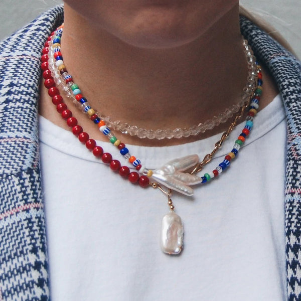 Tepper Necklace - 11 & THOMS