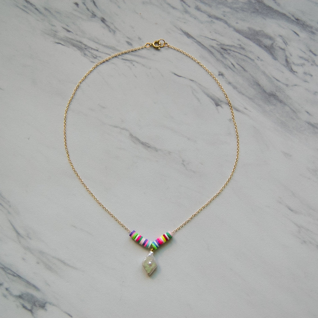 Caelan Necklace - 11 & THOMS