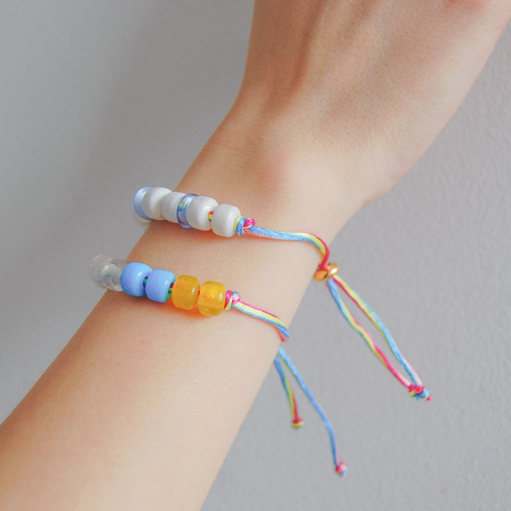 Caris Corded Bracelet - 11 & THOMS