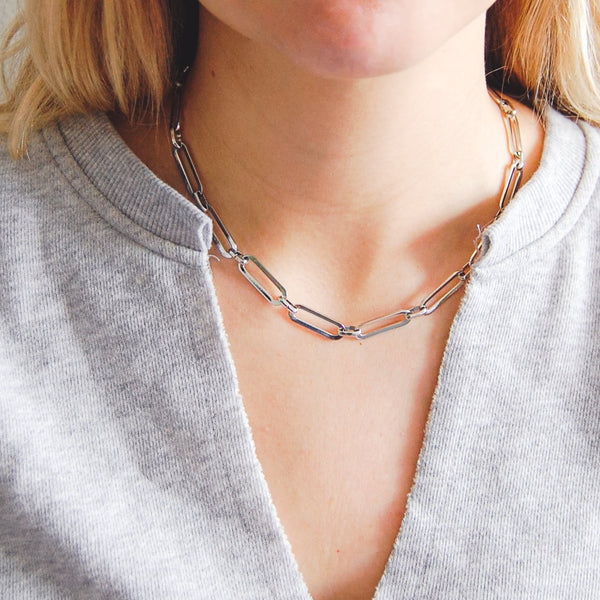 Luca Chain Necklace - 11 & THOMS