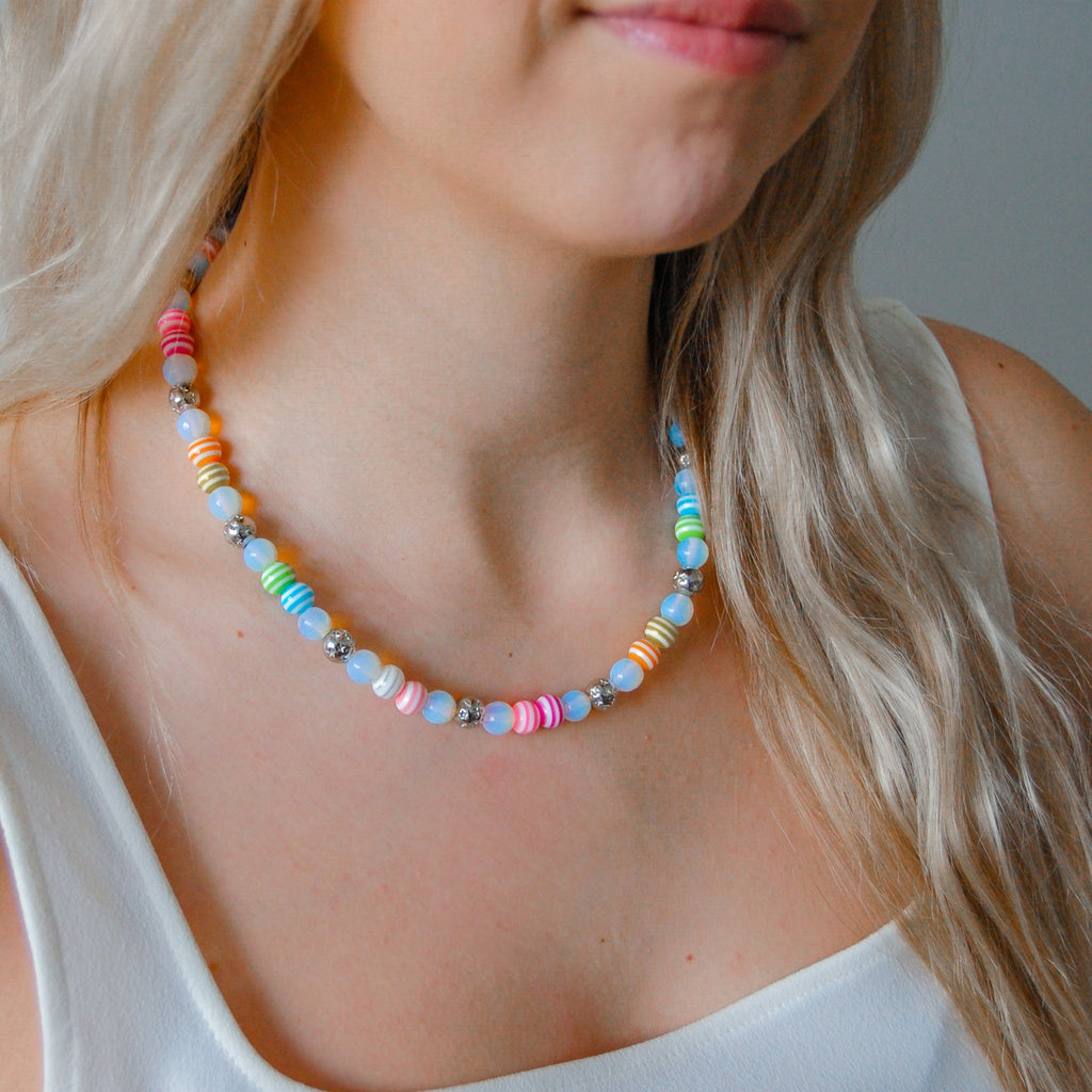 Roxi Necklace - 11 & THOMS