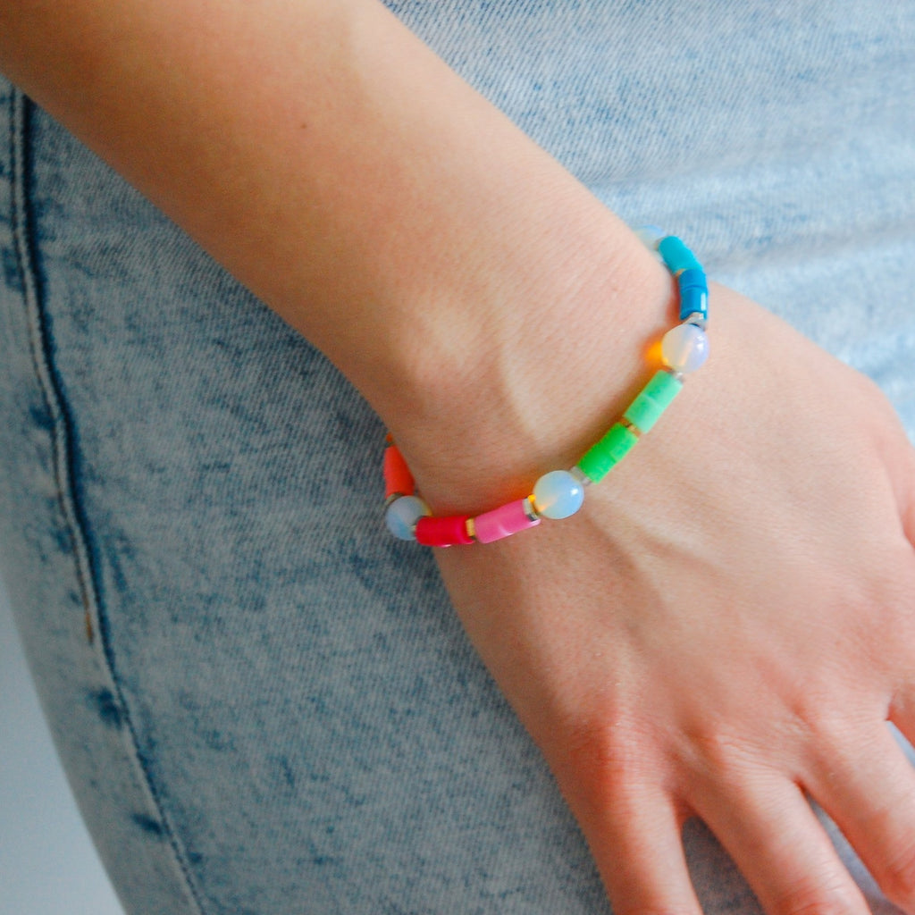 Rainbow Chaser Bracelet - 11 & THOMS
