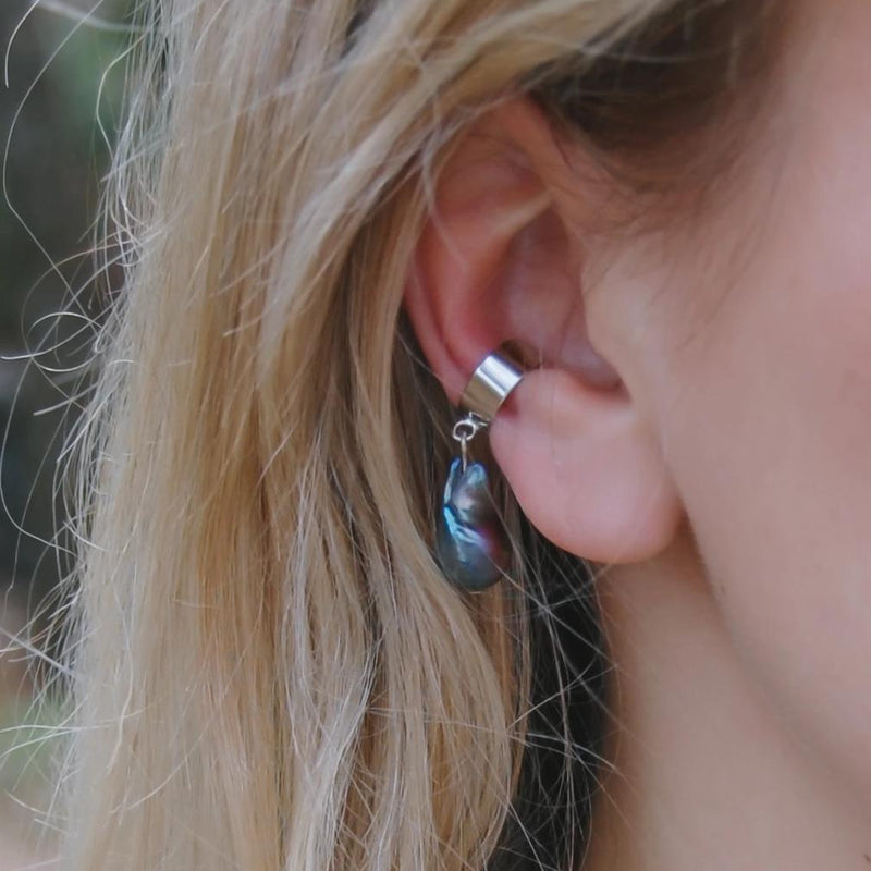 Traveler Ear Cuff - 11 & THOMS