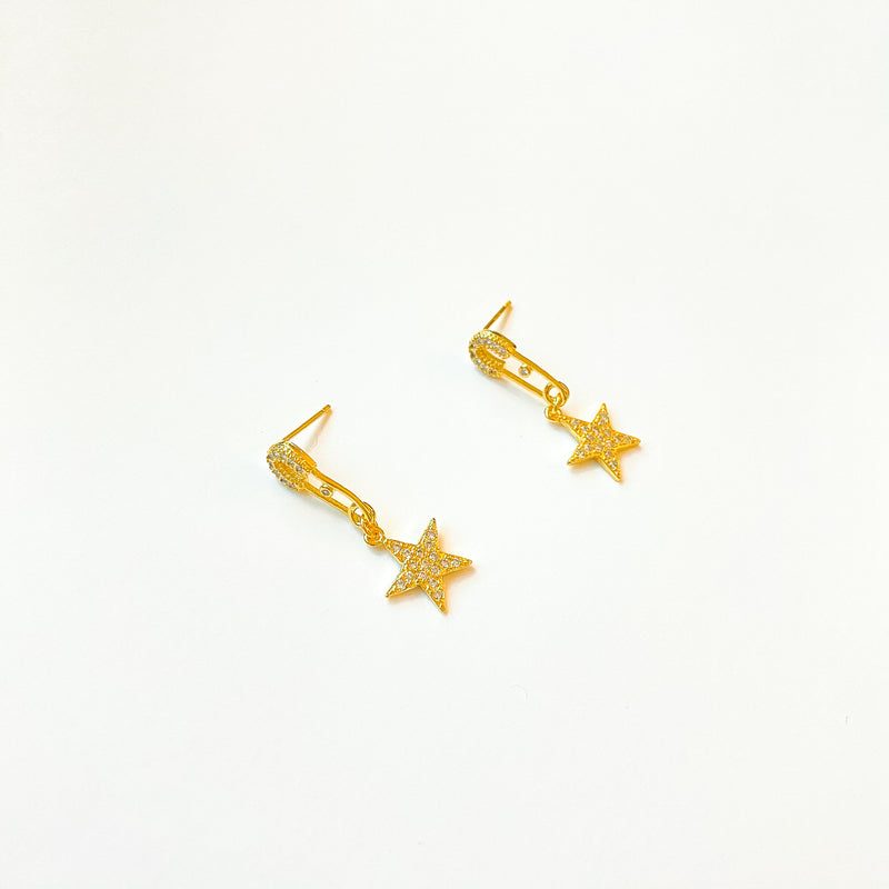 Aster Earrings - 11 & THOMS