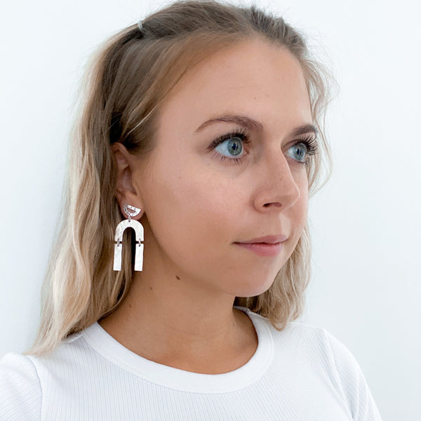 Archie Earrings - 11 & THOMS