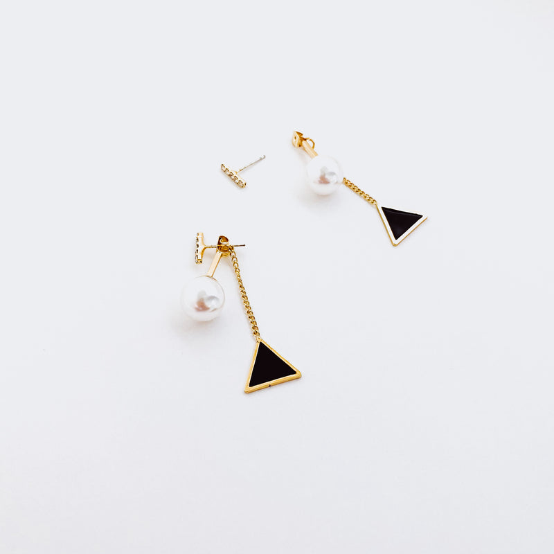 Gemma Earrings - 11 & THOMS