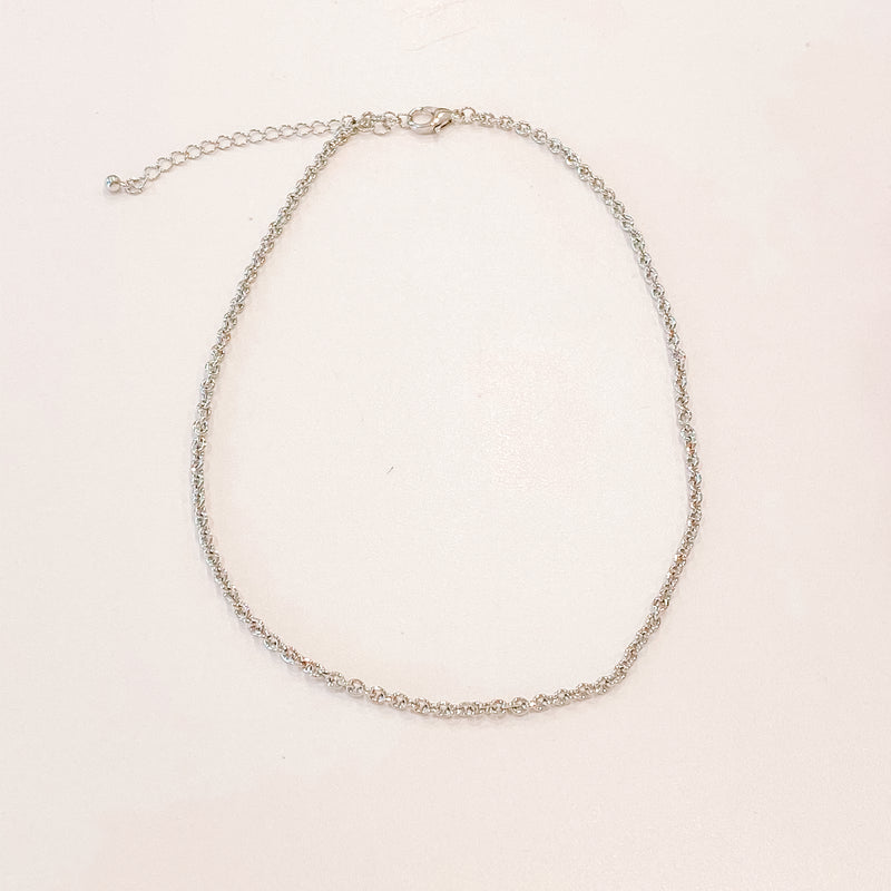 Light Link Chain Necklace - 11 & THOMS