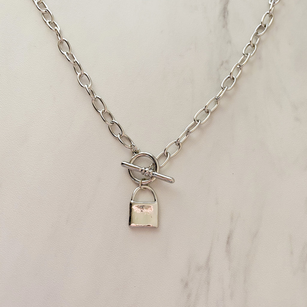 Lockstep Necklace - 11 & THOMS
