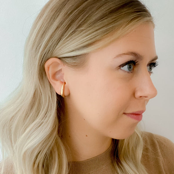 Weslie Wrap Earrings - 11 & THOMS