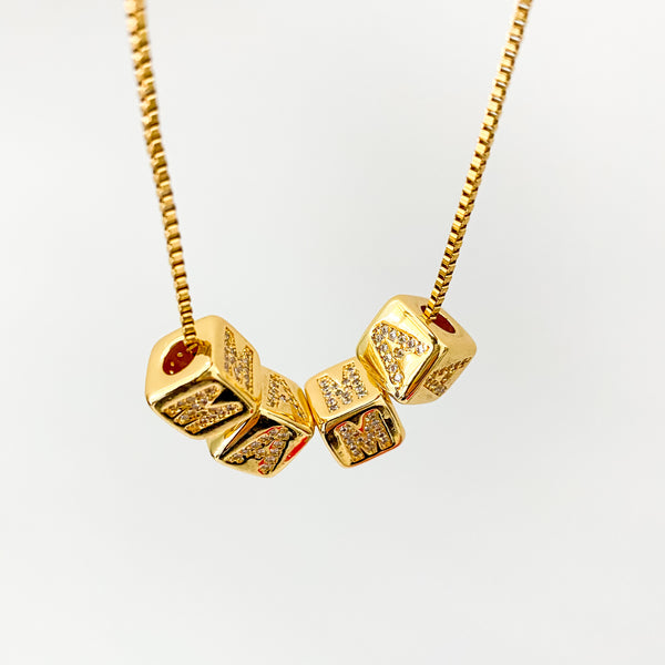 Rubix MAMA Necklace - 11 & THOMS