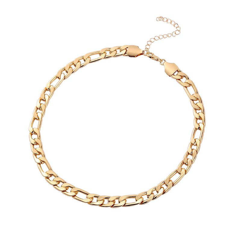 Figaro Flat Necklace - 11 & THOMS