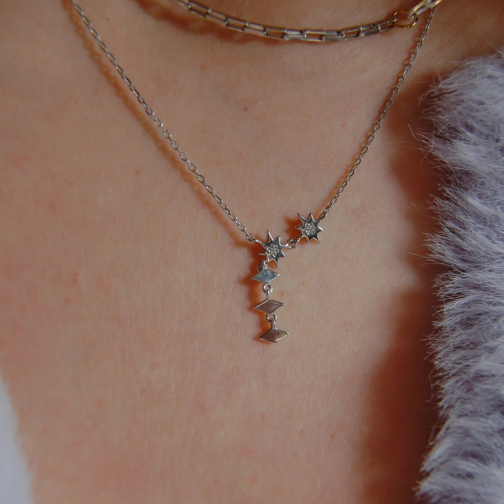 Outburst Necklace - 11 & THOMS