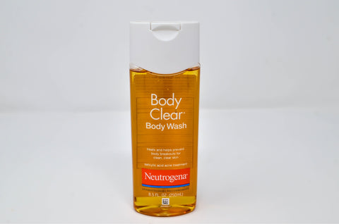 Body clear wash