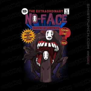 The Extraordinary No Face
