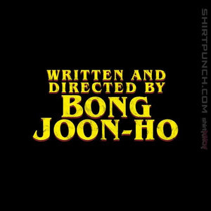 Directed By Bong Joon-Ho
