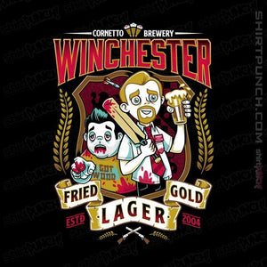 Winchester Fried Gold Lager