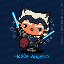 Load image into Gallery viewer, Hello Ahsoka