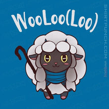"Load image into Gallery viewer, Shirts Magnets / 3""x3"" / Sapphire Age Of Wooloo"