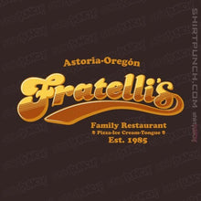 Load image into Gallery viewer, Fratelli's