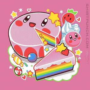 "Daily_Deal_Shirts Magnets / 3""x3"" / Azalea Kirby Cake"