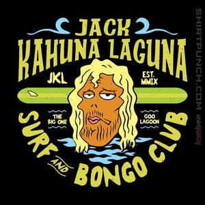 "Shirts Magnets / 3""x3"" / Black Jack Kahuna Laguna"