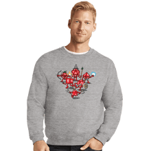 Load image into Gallery viewer, Shirts Crewneck Sweater, Unisex / Small / Sports Grey Adventure Party