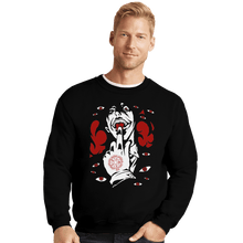 Load image into Gallery viewer, Shirts Crewneck Sweater, Unisex / Small / Black Alucard