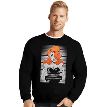 Load image into Gallery viewer, Shirts Crewneck Sweater, Unisex / Small / Black Pretty Poisonous
