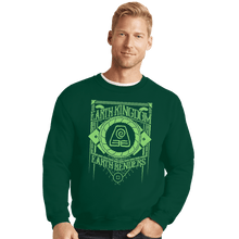 Load image into Gallery viewer, Shirts Crewneck Sweater, Unisex / Small / Forest Earth Kindgom