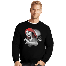 Load image into Gallery viewer, Shirts Crewneck Sweater, Unisex / Small / Black His Doll