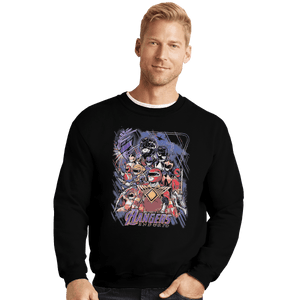 Shirts Crewneck Sweater, Unisex / Small / Black Endgrid