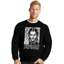 Load image into Gallery viewer, Shirts Crewneck Sweater, Unisex / Small / Black Babayaga