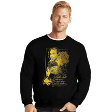 Load image into Gallery viewer, Shirts Crewneck Sweater, Unisex / Small / Black A Fierce Killer
