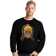 Load image into Gallery viewer, Shirts Crewneck Sweater, Unisex / Small / Black Jayne's Addiction