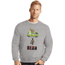 Load image into Gallery viewer, Shirts Crewneck Sweater, Unisex / Small / Sports Grey Akira Bean