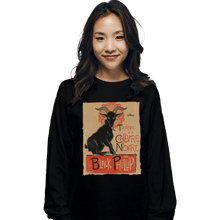 Load image into Gallery viewer, Shirts Long Sleeve Shirts, Unisex / Small / Black Black Goat Tour