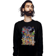 Load image into Gallery viewer, Daily_Deal_Shirts Long Sleeve Shirts, Unisex / Small / Black How I Spent My Saturday Mornings