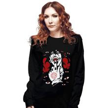 Load image into Gallery viewer, Shirts Long Sleeve Shirts, Unisex / Small / Black Alucard