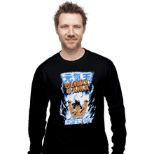Load image into Gallery viewer, Shirts Long Sleeve Shirts, Unisex / Small / Black Genki Dama