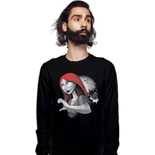 Load image into Gallery viewer, Shirts Long Sleeve Shirts, Unisex / Small / Black His Doll