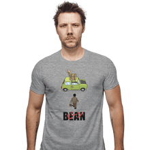 Load image into Gallery viewer, Shirts Fitted Shirts, Mens / Small / Sports Grey Akira Bean