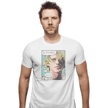 Load image into Gallery viewer, Shirts Fitted Shirts, Mens / Small / White As You Wish
