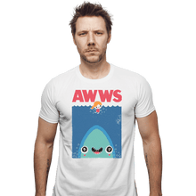 Load image into Gallery viewer, Shirts Fitted Shirts, Mens / Small / White AWWS