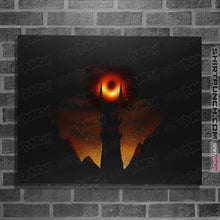 Load image into Gallery viewer, Black Hole Sauron